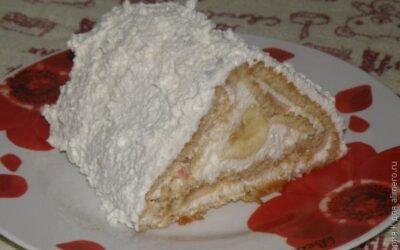 Творожный пирог без выпечки