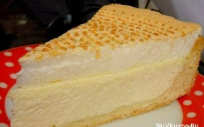 Творожный торт «слёзы ангела
