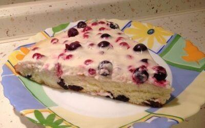 Вкусный, быстрый, полезный пирог