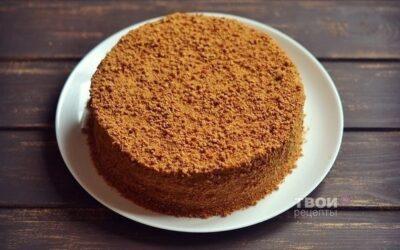 Вкусный и многим полюбившийся торт «рыжик