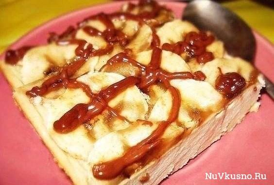 Ворожно-банановый десерт